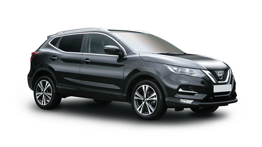 Nissan Qashqai Hatchback - £187 per month + 1,000 free excess miles¹