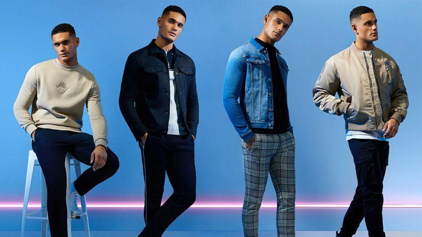 Menswear - Up to 30% off seasonal sale
