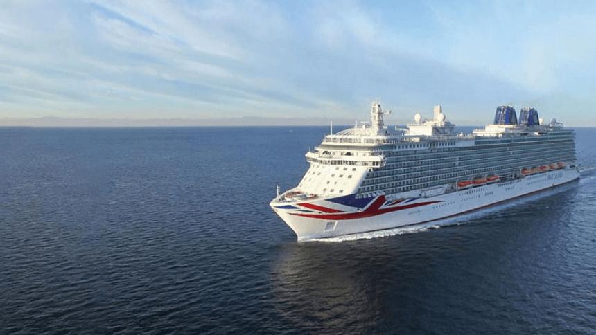 P&O Cruises - £25 NHS discount