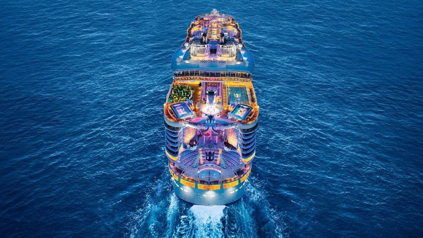 Royal Caribbean Cruise. £50 off for NHS