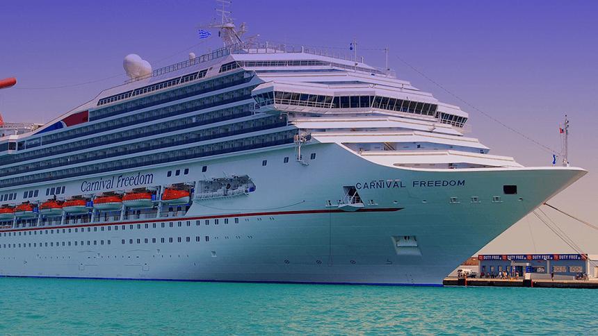 Carnival Cruises - £25 NHS discount