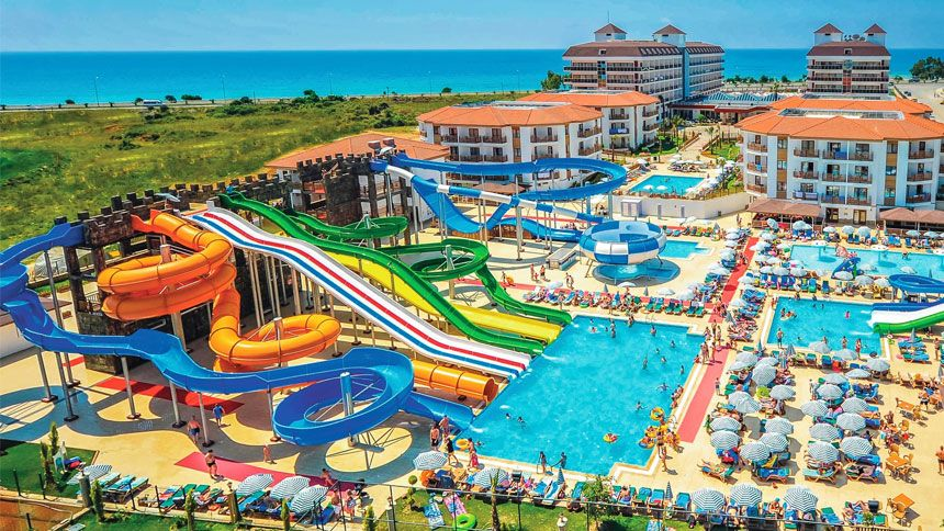 All Inclusive Holidays. From £389pp + £25 NHS discount