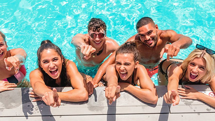 VIBE Holidays. From £219pp + £25 NHS discount
