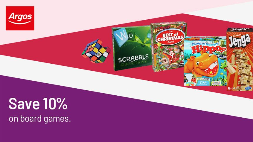 Argos Toy Event. Save up to 25% on toys this half term
