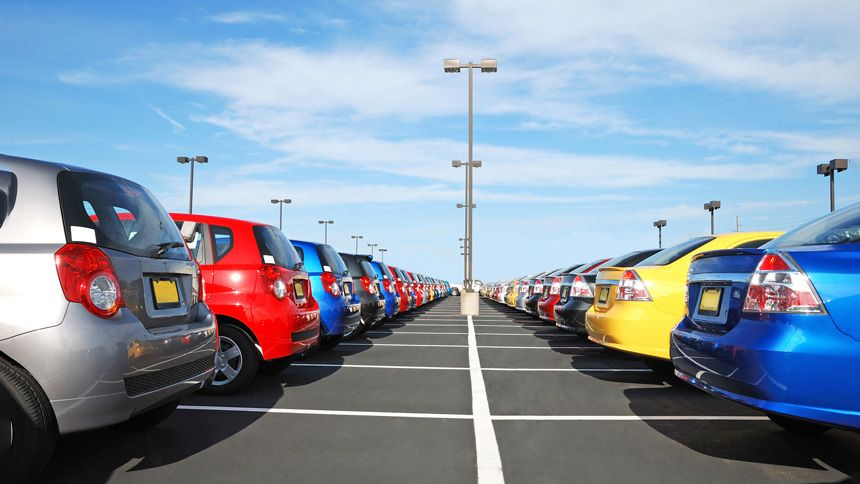 Airport Parking - Up to 70% off airport parking