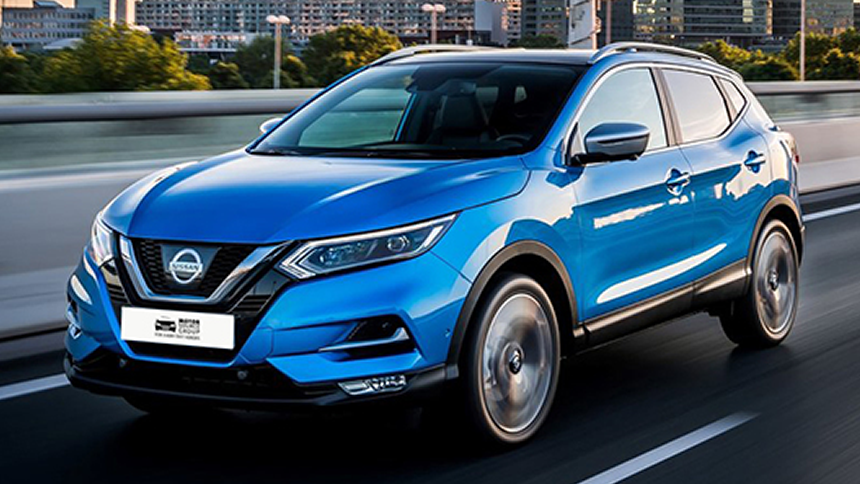 20/20 Pre Reg Nissan Qashqai - NHS Save £9,678 + FREE metallic paint worth £575