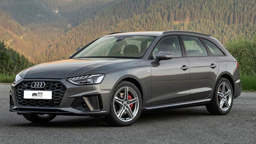 Audi A4 Avant - NHS Save £9,870.38