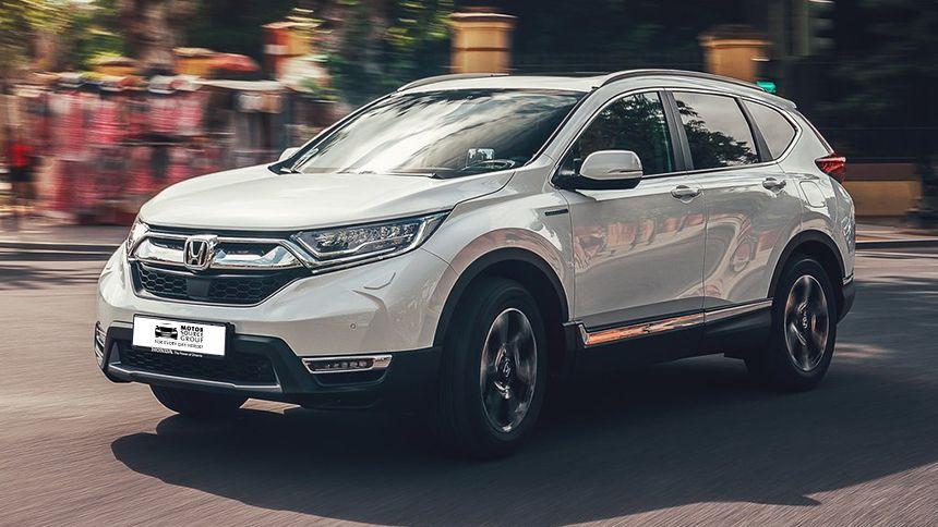 Honda. NHS save up to £5,425