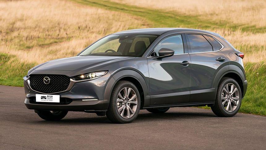 Mazda. NHS save up to £4,865