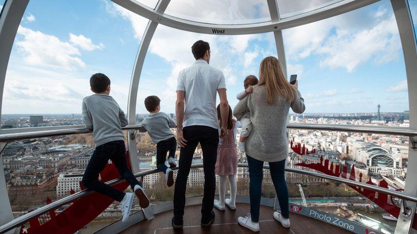 The lastminute.com London Eye - Huge savings for NHS