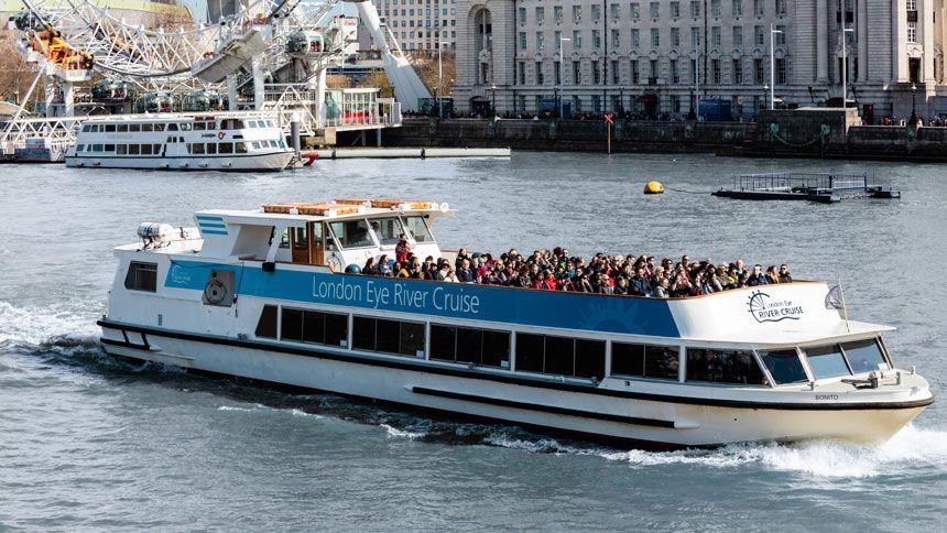 The lastminute.com London Eye River Cruise. Huge savings for NHS