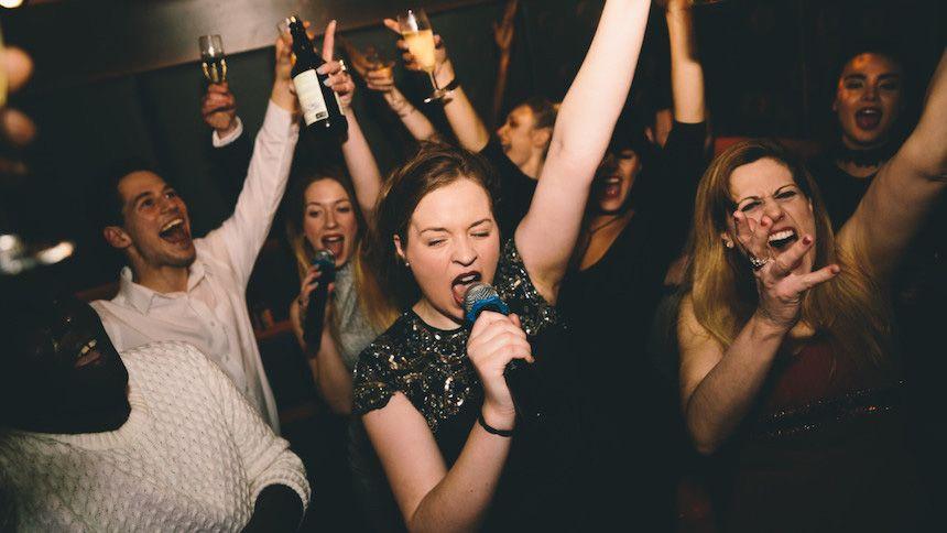 Lucky Voice Karaoke - Free room hire on Sundays & Mondays
