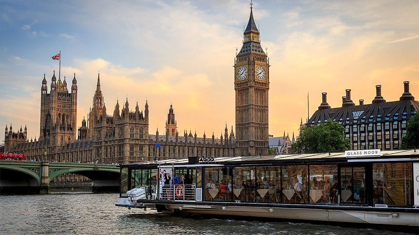 Bateaux London. Save 20% on all weekday dinners