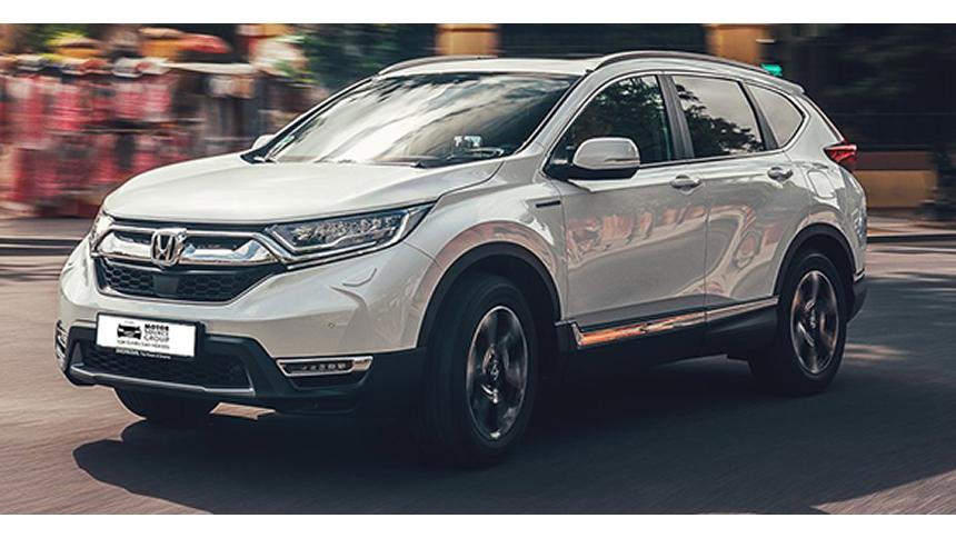 Honda CR-V. NHS save £2,340.81