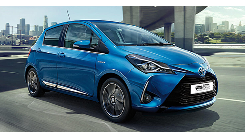 Toyota Yaris. NHS Save £2,996.85