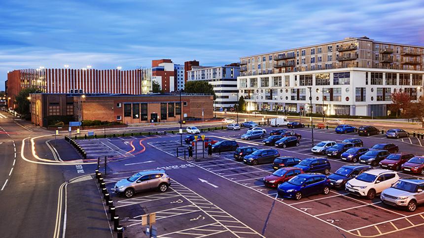 National Car Parks - Free parking for NHS