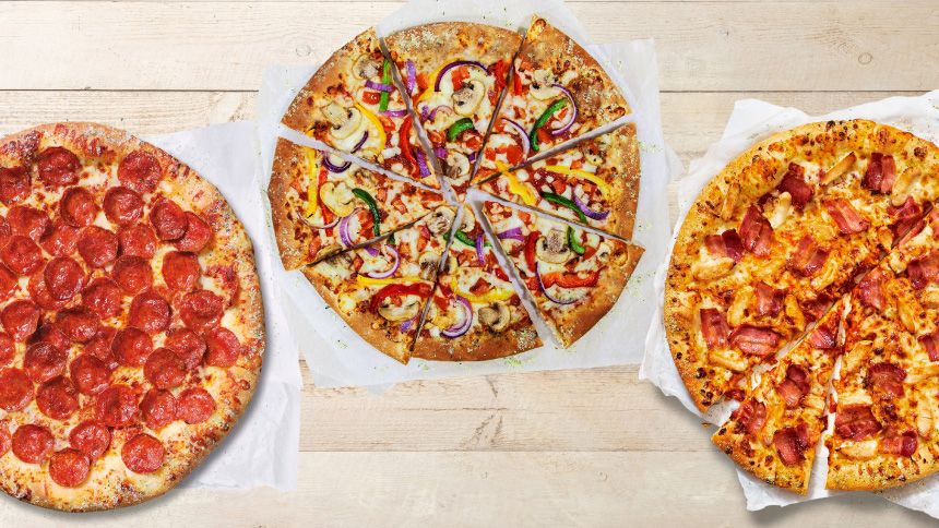 Pizza Hut Delivery - Exclusive 50% NHS discount on pizzas, sides and cookie dough
