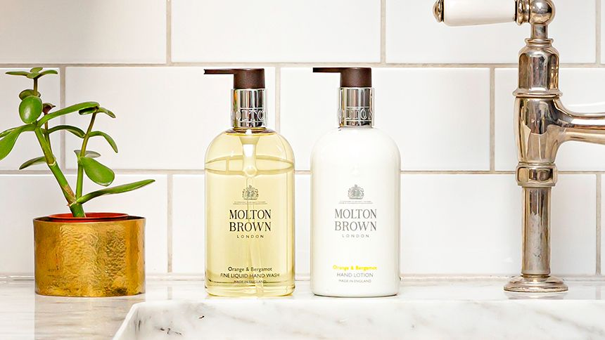 Molton Brown - 10% exclusive NHS discount