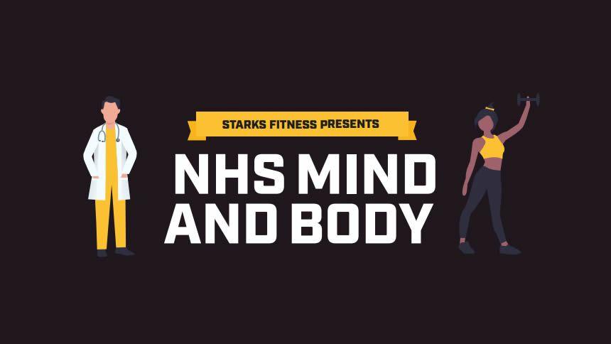 NHS Mind & Body Plan - FREE exercise, stress, sleep & eating management  plan