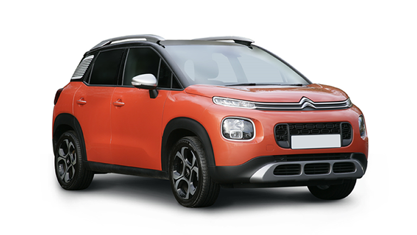 Citroen C3 Aircross Hatchback - £192 per month + 1,000 free excess miles¹