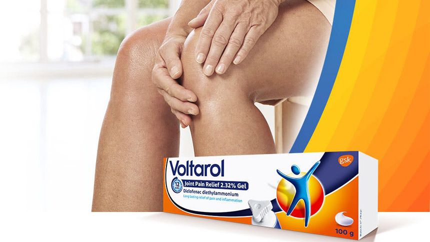 Printable Coupon - £1.95 off Voltarol Pain Relief