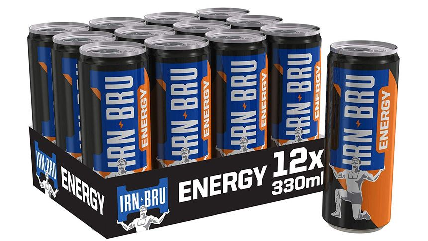 Printable Coupon - 50p off Irn Bru Energy