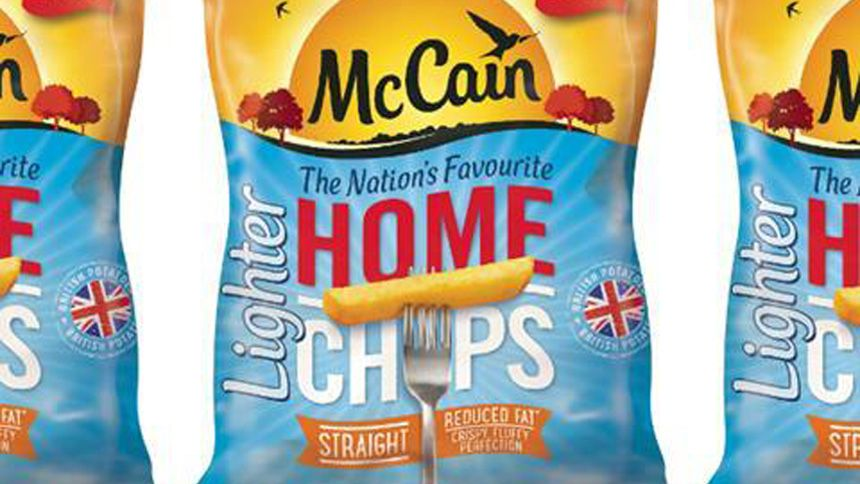Printable Coupon - 50p off McCain Lighter Home Chips
