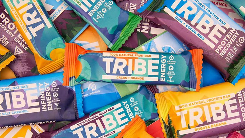 Printable Coupon - 75p off TRIBE energy bars