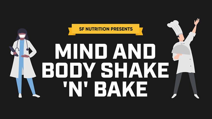 NHS Mind & Body Plan - FREE shake 'n' bake recipes