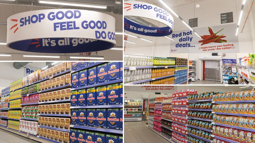 Company Shop - The member only supermarket