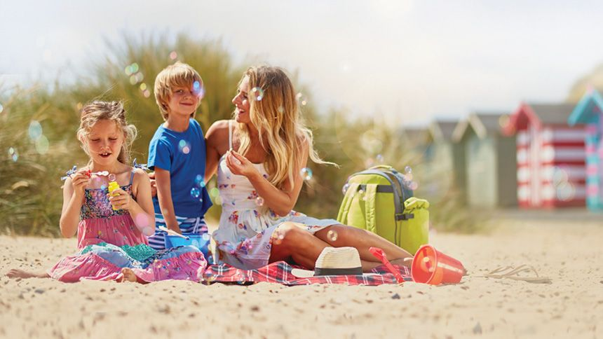 School Summer Holidays - From £499 + up to 10% NHS discount