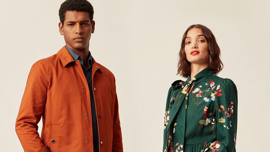 Ted Baker - Exclusive 20% NHS discount on full price