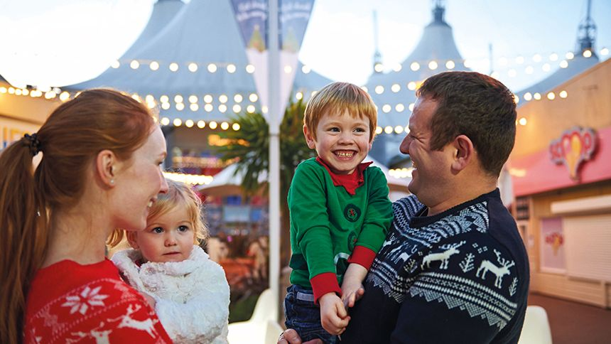 Festive Breaks - From £175pp + extra £20 NHS discount
