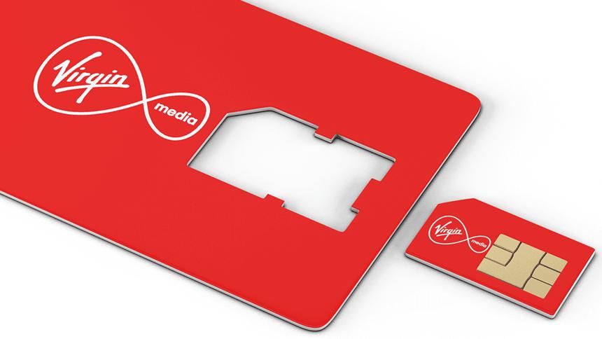 Virgin SIM Only 50GB - £16 a month