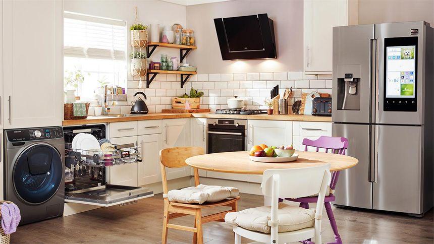 Cooking   Laundry   Fridges   Dishwashing - 5% off all large kitchen appliances