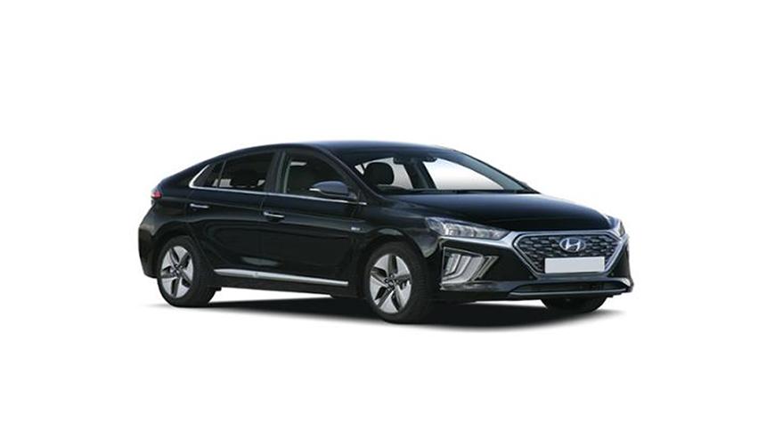 Hyundai Ioniq - £227 a month + 1,000 free excess miles