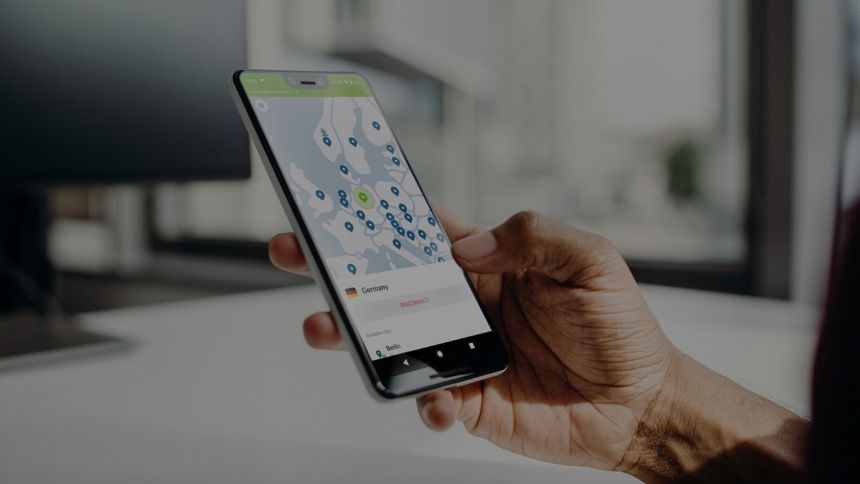 NordVPN - 76% NHS discount off a 2 year plan
