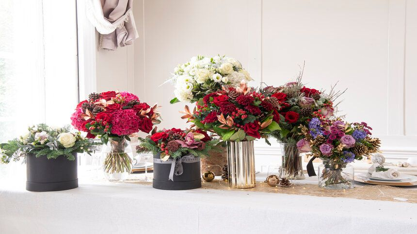 Appleyard Flowers - 25% NHS discount on all bouquets