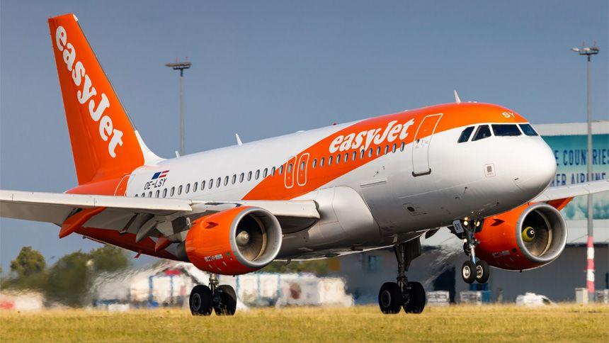 easyJet Flights - 40% off 600,000 seats