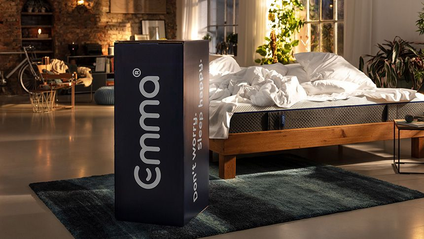 Emma Mattress - 40% NHS discount