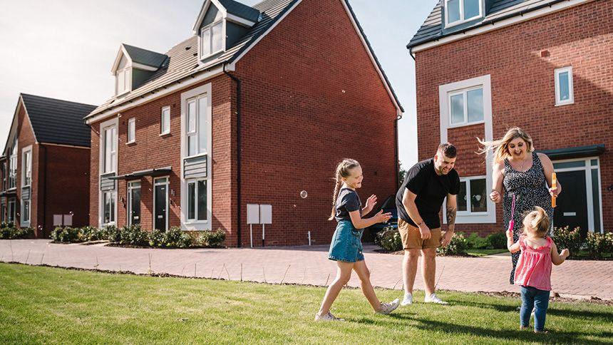 St. Modwen New Build Homes - £5,000 NHS bespoke offer