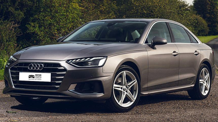 Audi A4 Saloon - NHS Save £9,033.50