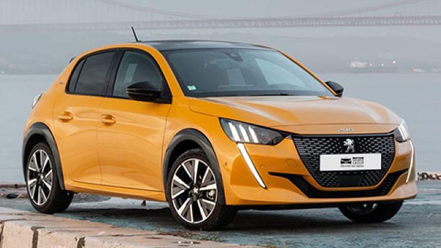 Peugeot 208 - NHS Save £3,058.55