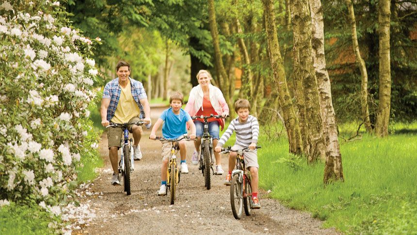 Spring Breaks - From only £150 + up to 10% extra NHS discount