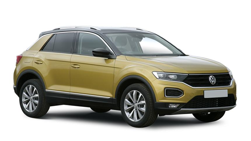 Volkswagen T-Roc Hatchback - £248 a month + 1,000 free excess miles