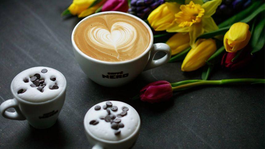 Caffe Nero. 5% cashback