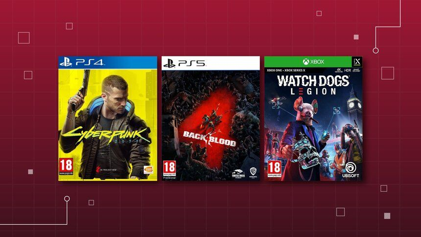 Gamebyte - 6% NHS discount off all games