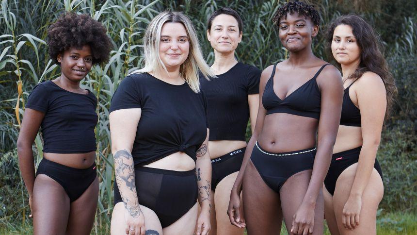 WUKA Leak Proof Period Underwear - 10% off sitewide
