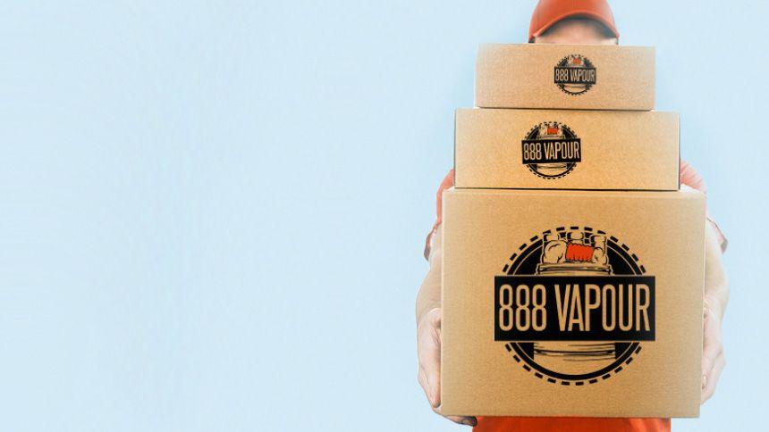 888Vapour - 20% NHS discount