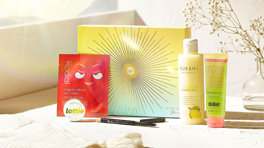 GLOSSYBOX Monthly Beauty Box Subscription - 15% off all subscriptions